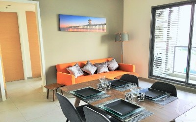 1 bdr Condominium Bangkok - Ekkamai