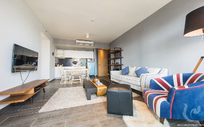BA-C5-2bdr-16, Beautiful 2 Bedrooms For Rent - BTS Ekkamai