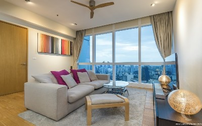 Luxury 1 bedroom for rent at Millennium Residence