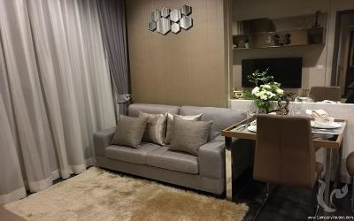 Luxury Brand new 1 Bdr condo -Asoke Junction