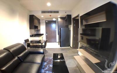 Comfortable 1 Bedroom Condo For Rent - BTS Asoke, MRT Sukhumvit