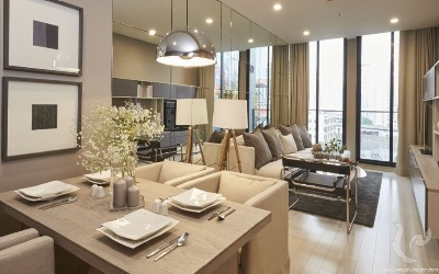 Luxury and Spacious 3 Bedrooms For Sale - BTS Ploenchit