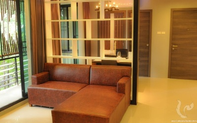 2 Bedroom Service Apartment - Sukhumvit 47, Phromphong