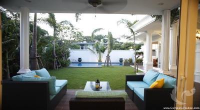 3 bdr Villa Bangkok - Prakanong