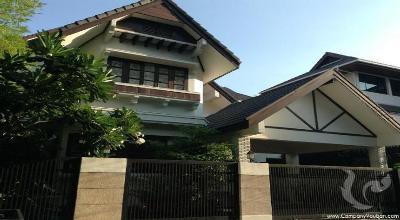 4 bdr Villa Bangkok - Phrom Phong