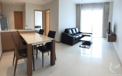 Comfortable 1 Bedroom Condo For Rent- BTS Phrom Phong