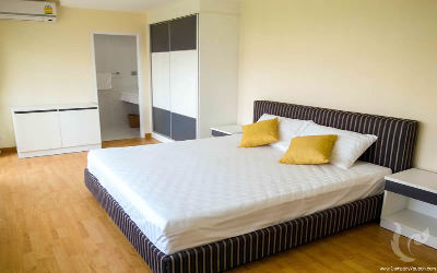 BKKASH63C04-3bdr-shar, 3 bdr Serviced_Apartment Bangkok - Ekkamai