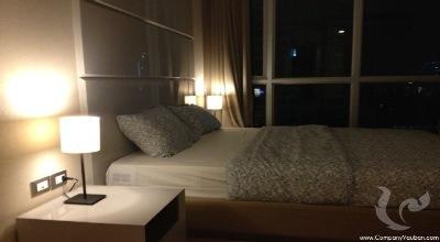 BKKCAA001-2bdr-1, 2 bdr Condominium Bangkok - Asoke