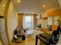 1 bdr Condominium for rent in Bangkok - Petchburi