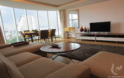 Modern 2 bedrooms condo for Rent - BTS Ari
