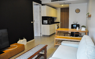 Beautiful 1 Bedroom Condo For Rent -BTS Phrom Phong