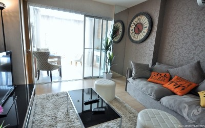 Modernly styled 1 Bedroom For Rent and For Sale- MRT Huay Khwang