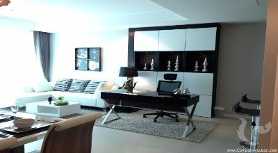 2 bdr Condominium Bangkok - Saphan Taksin