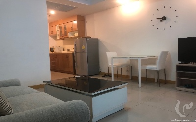 BKKRA3A006-2bdr-3, Comfortable 2 Bedrooms Condo For Sale - Riverside