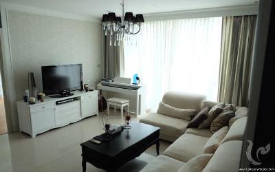 BKKRAA002-2bdr-1, 2 bdr Condominium Bangkok - Thonburi