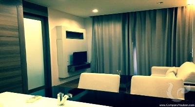 BKKSTTA01-1bdr-1, Condominium 1ch Sathorn - Bangkok