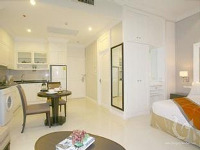 1 bdr Condominium for short-term rental in Bangkok-Prakanong