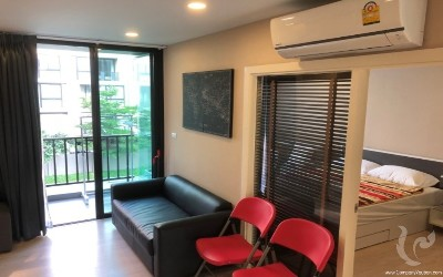 Compact condo for rent at Nimman