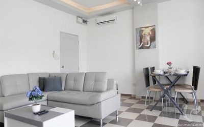 Spacious studio for rent near Nimman