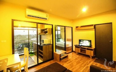 Condo with Gorgeous View for Rent and Sale on ChangKlan Rd