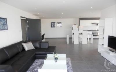 Agréable 2 chambres de 108 m²