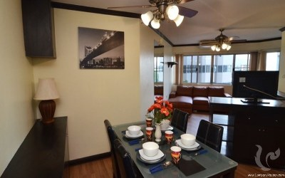 Spacious condo for rent in Nimman