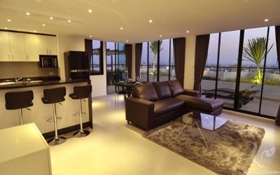 Beautiful penthouse of 270sqm to rent