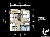 1 bdr Condominium for sale in Chiang Mai - Center