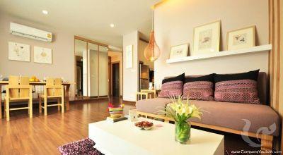 2 bdr Condominium Chiang Mai -