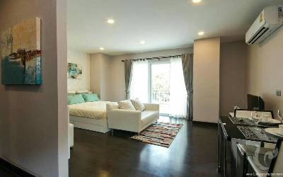 Condo with rental guarantee