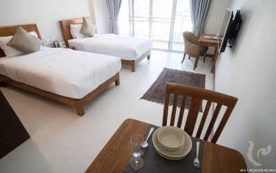 Superior 1 Bedroom apartment for rent (Huay Kaew, Chiang Mai)