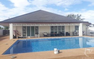 Maison a vendre sur hangdong avec piscine