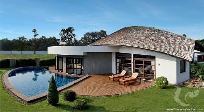 2 bdr Villa Chiang Mai - Mae Rim
