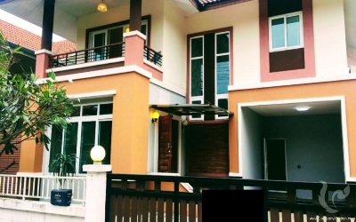 CH-V-3bdr-127, Grand and comfortable house for rent near golf course, Hang Dong