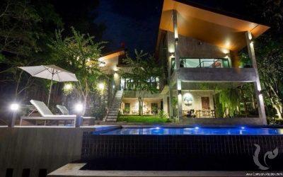 Luxueuse maison moderne