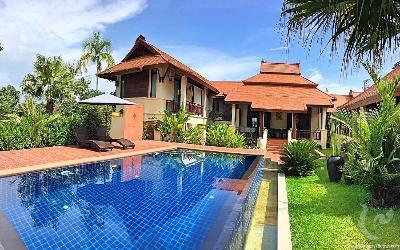Lanna Style Villa (Namprae, Hangdong)