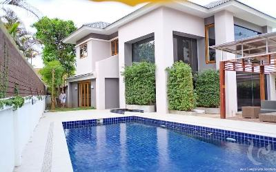 San Phi Suea Pool Residence for rent