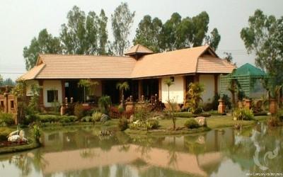 Villa unique à vendre dans un domaine exceptionnel