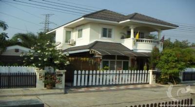CH-V-4bdr-12, 4 bdr Villa Chiang Mai - San Sai