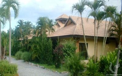 Belle villa a vendre à proximité de la nature