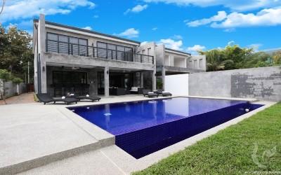 Super Modern 4-bedroom House for SALE ( Chang Kian, Chiang Mai )