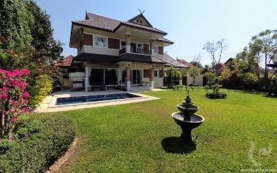 CH-V-5bdr-28, House with Private Swimming pool ( Hang Dong , Chiang Mai )