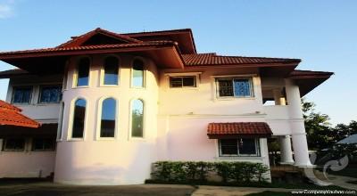 CH-V-5bdr-5, 5 bdr Villa Chiang Mai - Muang