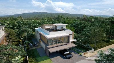Villa 4ch Hang Dong - Chiang Mai