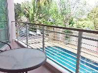 1 bdr Condominium for short-term rental  Hua Hin - Center