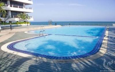 Beachfront luxury apartment perfect place for holiday