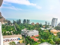 1 bdr Condominium for short-term rental  Hua Hin - Khao Takiap