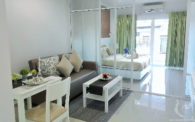 HU-C31-1bdr-3, Service apartment in Town