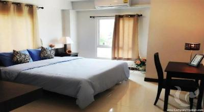 HU-C42-2bdr-1, Condominium 2ch Center - Hua Hin