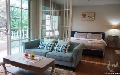HU-C53-2bdr-3, Luxury 2 bedrooms apartment near the beach